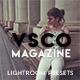 VSCO Fashion Lightroom Presets - GraphicRiver Item for Sale