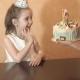 Children's Birthday Party. Birthday Cake for Little Birthday Girl. Family Celebration - VideoHive Item for Sale
