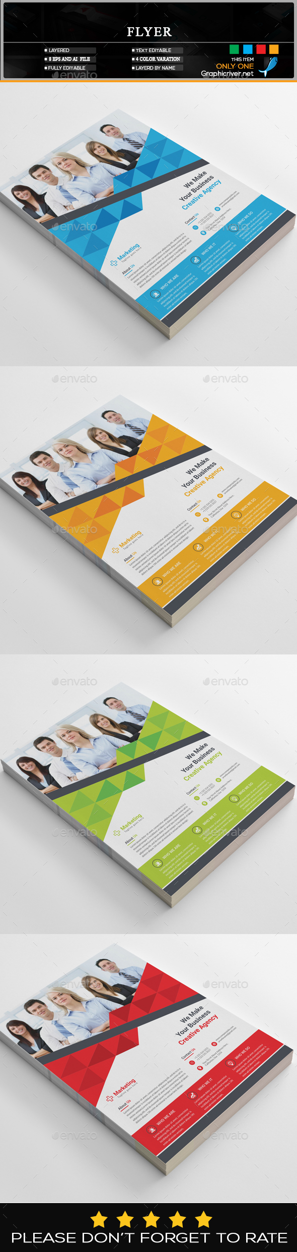 GraphicRiver Flyer 20306429