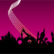 Concert Crowd - GraphicRiver Item for Sale