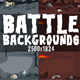 2D Game Battle Backgrounds
