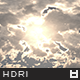 High Resolution Sky HDRi Map 094