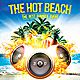 The Hot Beach Flyer - GraphicRiver Item for Sale