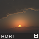 High Resolution Sky HDRi Map 096