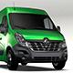 Renault Master L2H2 Van 2017