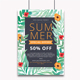 Summer Sale Flyer Vol.2 - GraphicRiver Item for Sale