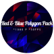 Red And Blue Polygon Pack - VideoHive Item for Sale