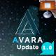 AVARA 1.0 - Investor Keynote Presentation Template - GraphicRiver Item for Sale