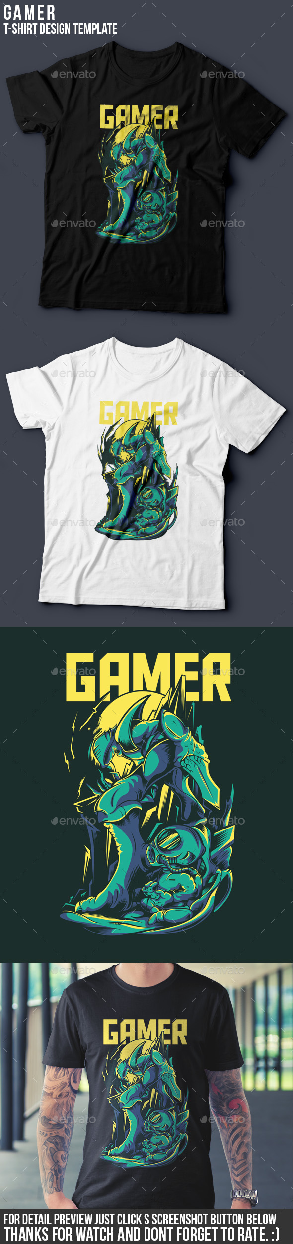 Gamer - Funny Designs