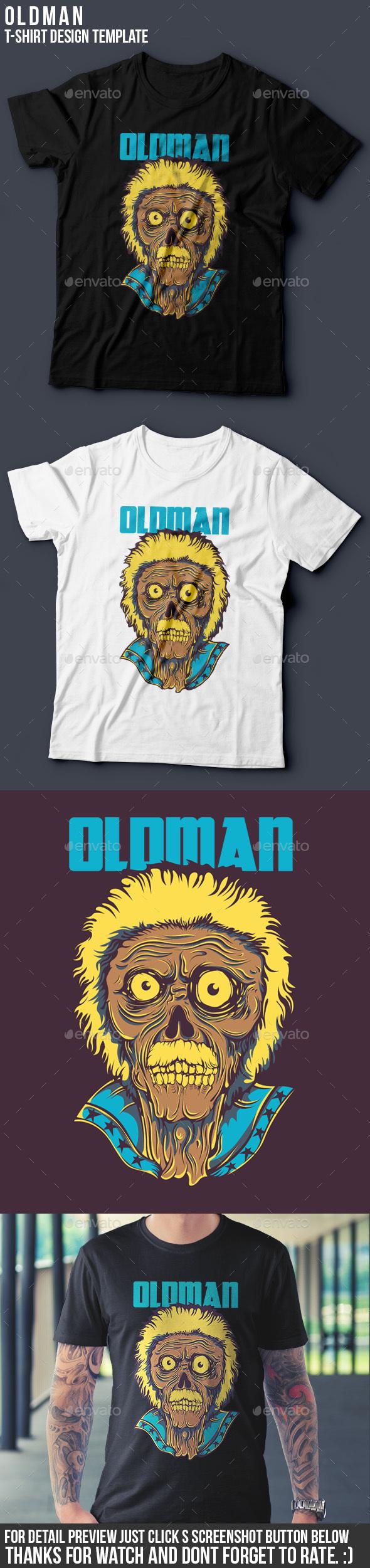 Oldman - Grunge Designs