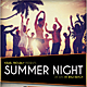 Summer Night Flyer / Poster