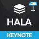 Hala Keynote Presentation Template