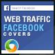 Web Traffic Facebook Cover