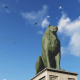 Lion Statue - VideoHive Item for Sale