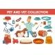 Pet Stuff and Supply Set