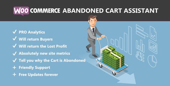WooCommerce Abandoned Cart Assistant (WooCommerce) images
