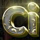 3D Florals Gold Text Effect - GraphicRiver Item for Sale
