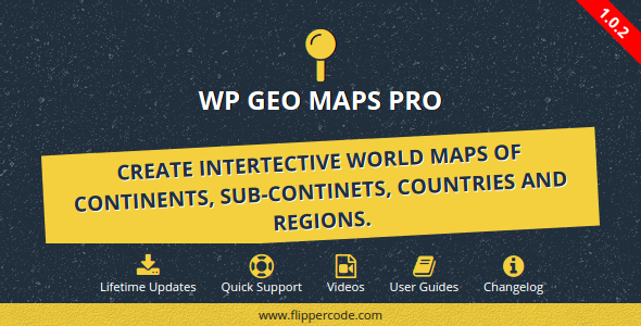 GEO Maps Plugin For WordPress - CodeCanyon Item for Sale