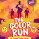 The Colour Run Flyer / Poster Template