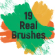 19 Real Brushes - VideoHive Item for Sale
