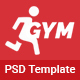 GYMFUL - Gym, Yoga & Fitness PSD Template - ThemeForest Item for Sale