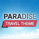 Hot Paradise - Responsive Travel Theme Nulled