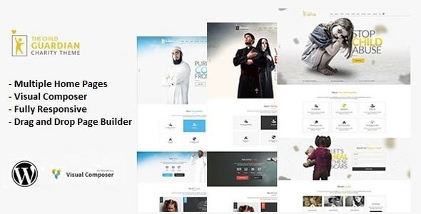 Charity Time - Charity WordPress Theme - Charity Nonprofit