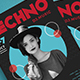Electro Techno Flyer - GraphicRiver Item for Sale