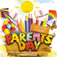 Parents Day Flyer - GraphicRiver Item for Sale