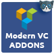 Modern Visual Composer Addons - Kaswara - CodeCanyon Item for Sale