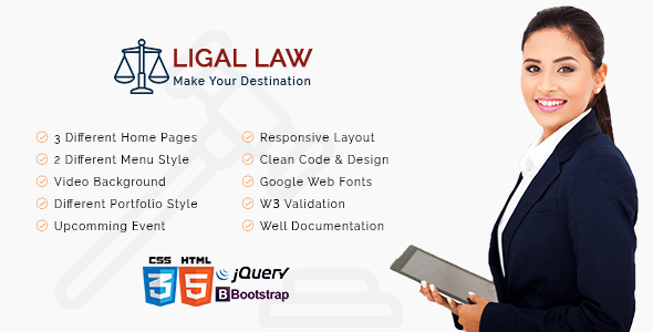 Download Ligal Law