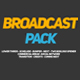 Broadcast Pack