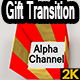 Gift Transition, Red - VideoHive Item for Sale