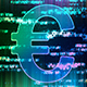 Digital Euro Sign - VideoHive Item for Sale