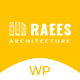 Raees – Creative Responsive Architecture Theme