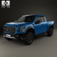 Ford F-150 Super Cab Raptor 2017