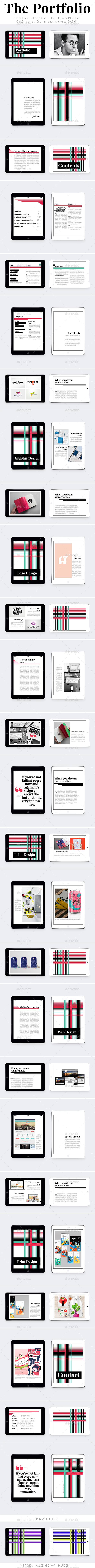 Ipad&Tablet The Portfolio - Digital Magazines ePublishing
