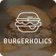 Burgerholic - Ulitmate temporary site template