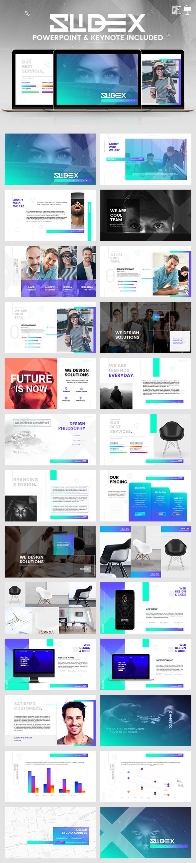 GraphicRiver Slide X Multipurpose Presentation 20310198