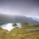 clouds over alpine lake - PhotoDune Item for Sale