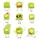 Green Humanized Purse
