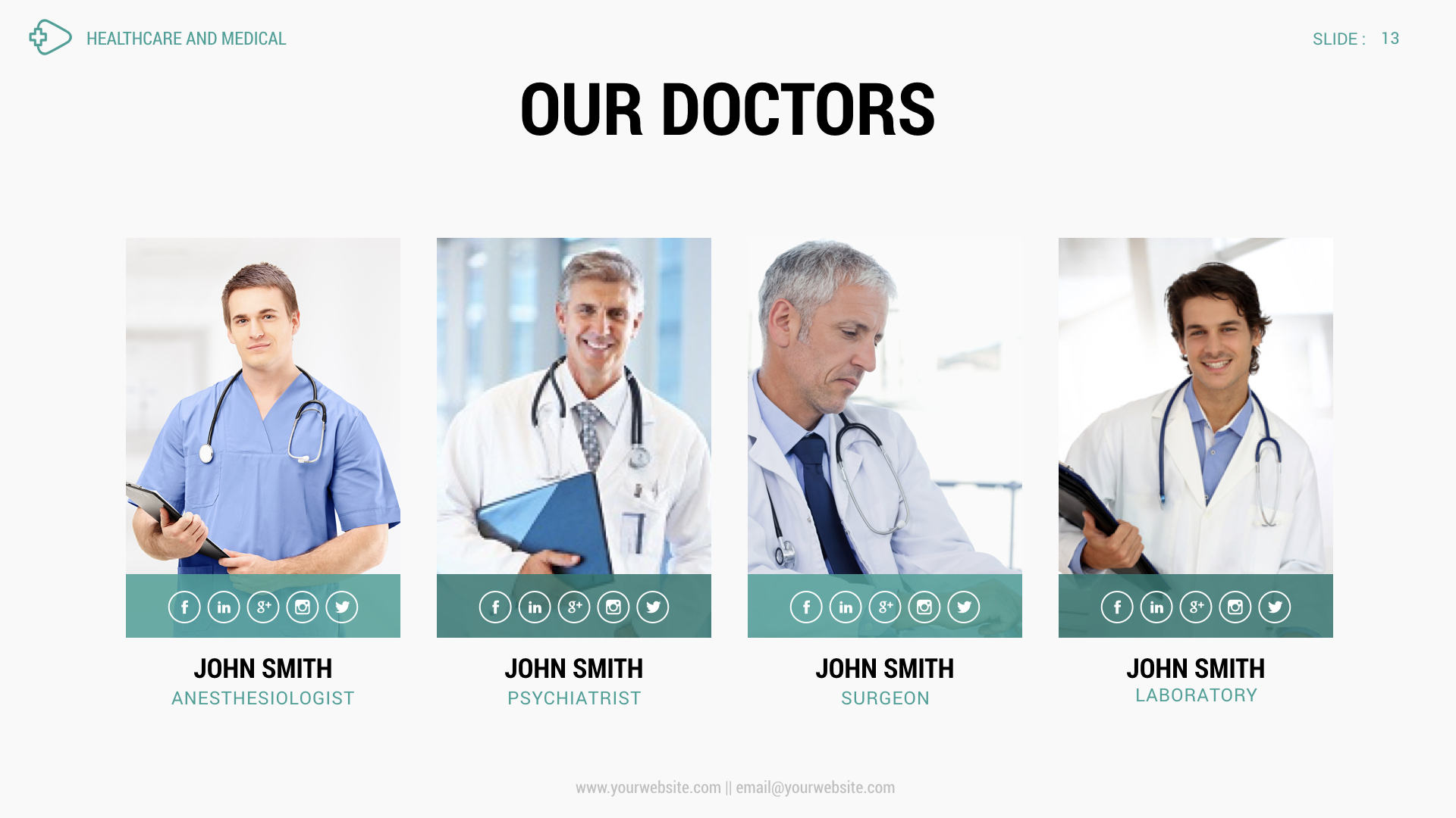 medical template