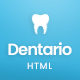 Dentario | Dentist & Medical HTML Template