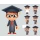 Graduation Character
