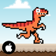DINO T-REX CHROME RUN - iOS