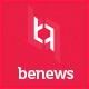beNews - Magazine WordPress Theme Nulled