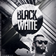 Black White Flyer/Instagram Template - GraphicRiver Item for Sale