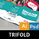 Education Three Fold - GraphicRiver Item for Sale