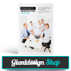 Corporate Newsletter - GraphicRiver Item for Sale
