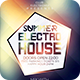 Summer Electro House Flyer